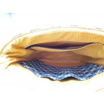 Convertible Bag interior