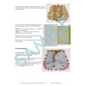 Companion Carpet Bag Sample Page