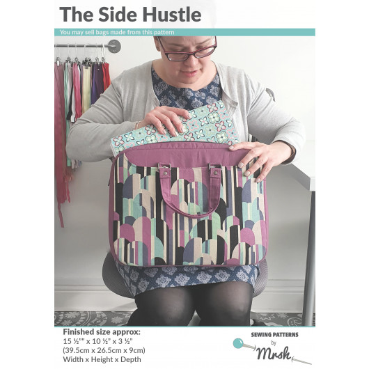 The Side Hustle from Sewing Patterns by Mrs H