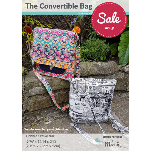 The Convertible Bag, on sale until November 23rd