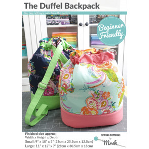 The Duffel Backpack Pattern