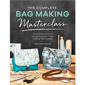Signed copy - The Complete Bag Making Masterclass Book
