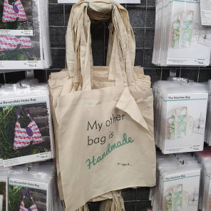 My Other Bag is Handmade Tote Bag