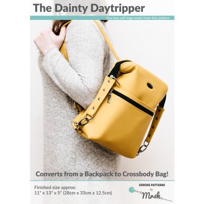 The Dainty Daytripper by Sewing Patterns by Mrs H
