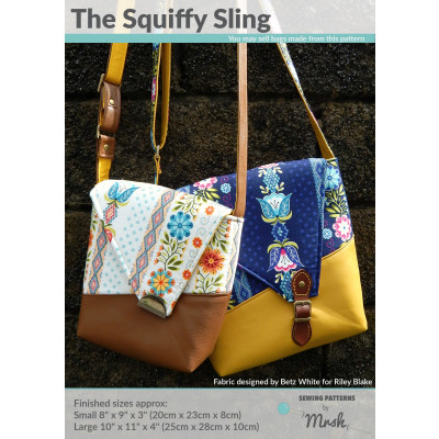 The Squiffy Sling sewing pattern by Mrs H