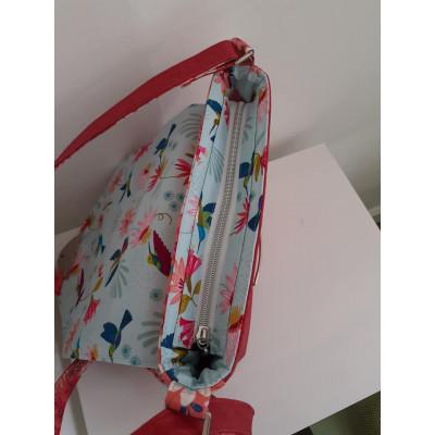 Add a zip bridge to the Button Lock Bag - LBP Bespoke