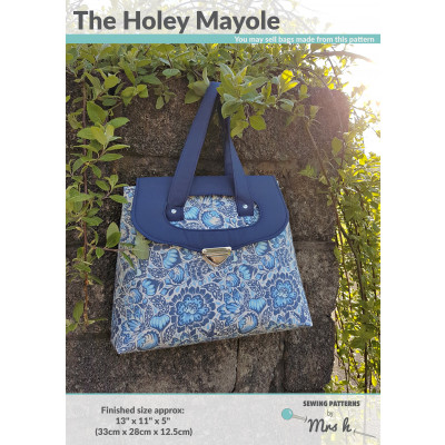 The Holey Mayole by Sewing Patterns by Mrs H