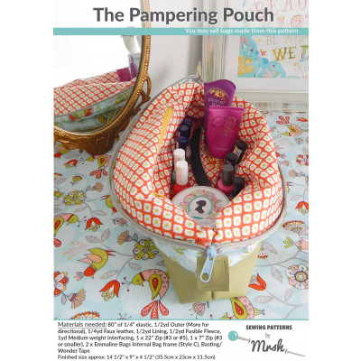 The Pampering Pouch by Mrs H