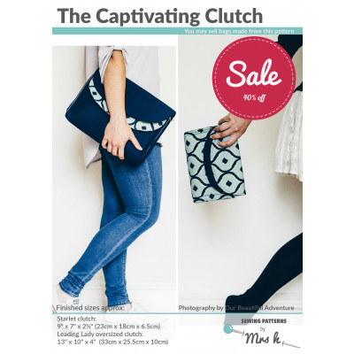 The Captivating Clutch, on sale until November 23rd