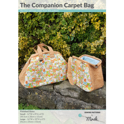The Companion Carpet Bag Pattern