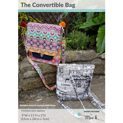 The Convertible Bag Pattern