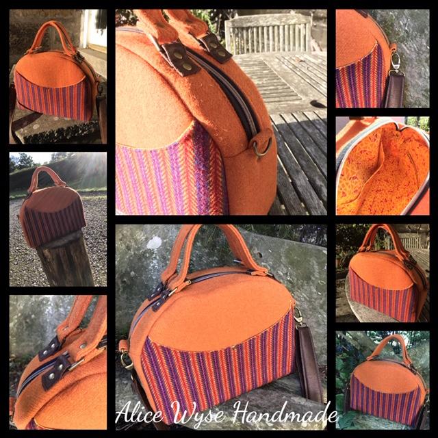 Alice Ferguson's Bowler Bag