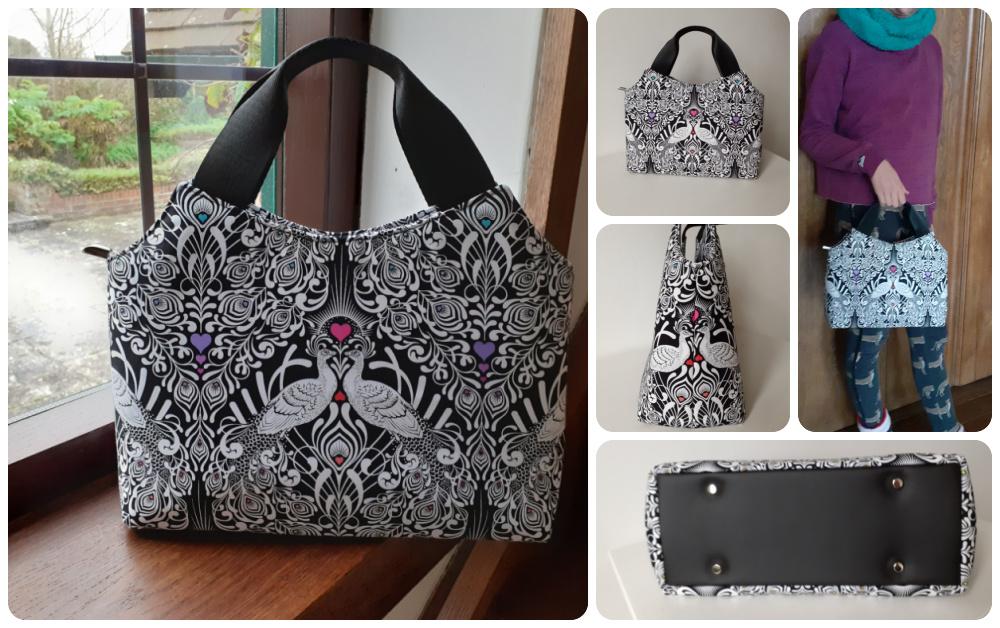 The Hope Handbag by Lynn Palmer of LBP Bespoke