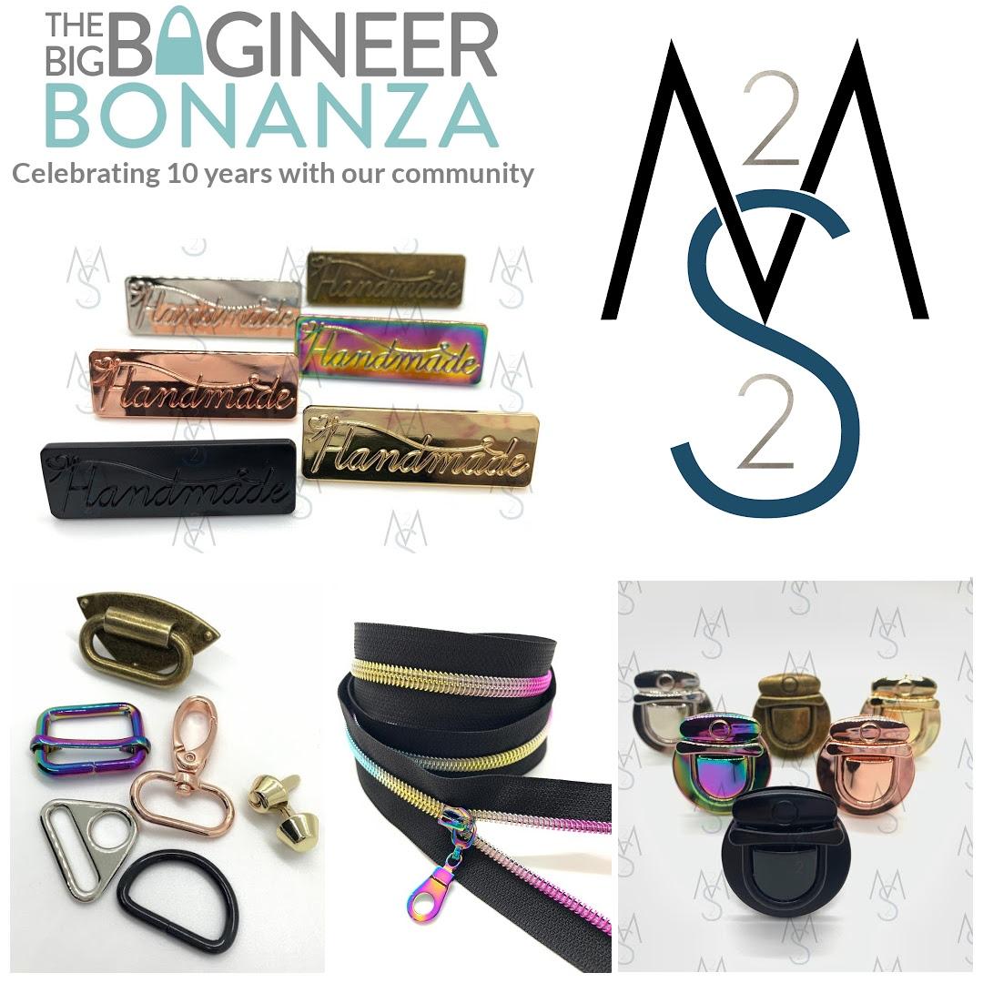 2Minutes2Stitch, sponsor of The Big Bagineer Bonanza