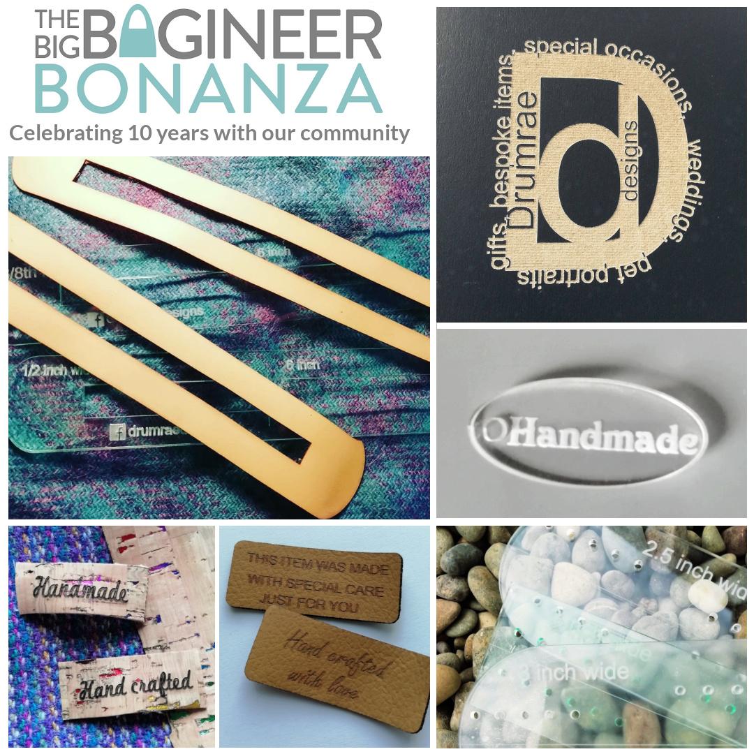 Drumrae Designs - sponsor of The Big Bagineer Bonanza
