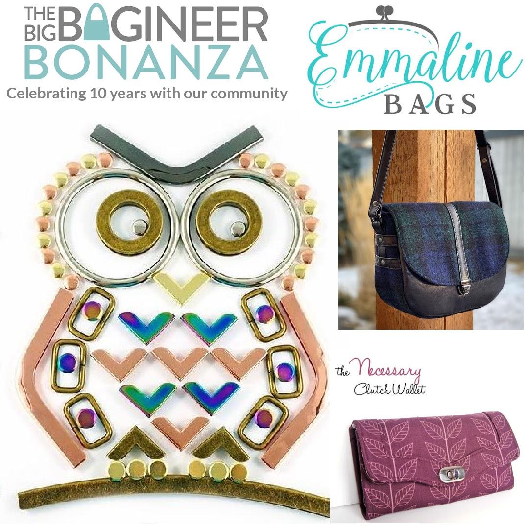Emmaline Bags, sponsor of The Big Bagineer Bonanza