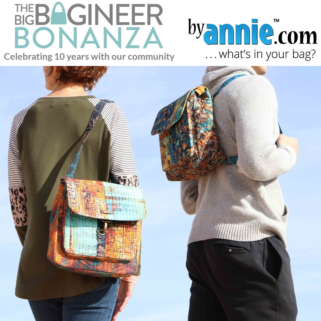 Win a BagMaking Bundle from byAnnie.com
