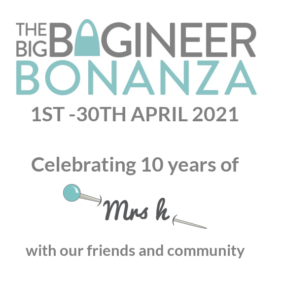The Big Bagineer Bonanza 2021
