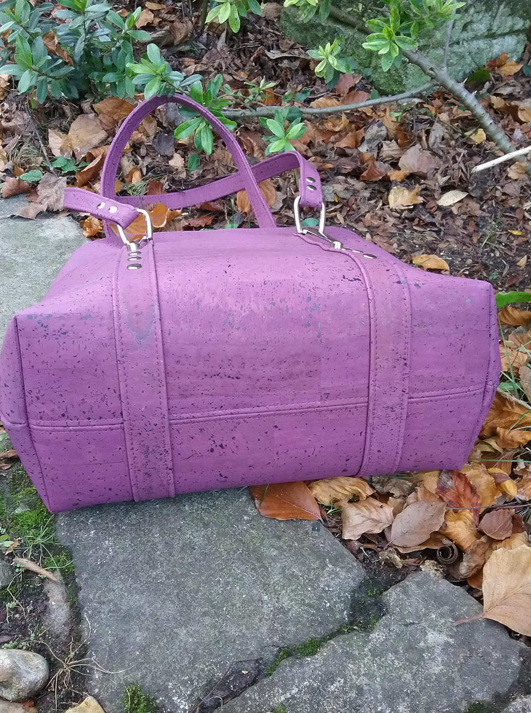 A hacked Jangles Anchor Bag made by Lynn of LBP Bespoke