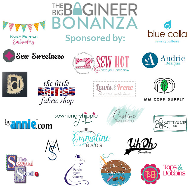 The Big Bagineer Bonanza 2021 sponsors