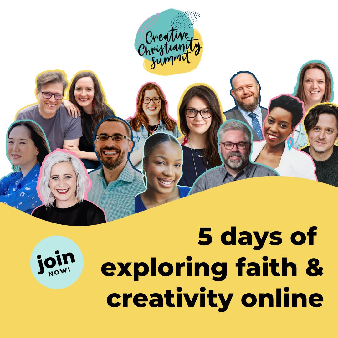 The Creative Christianity Summit 2021