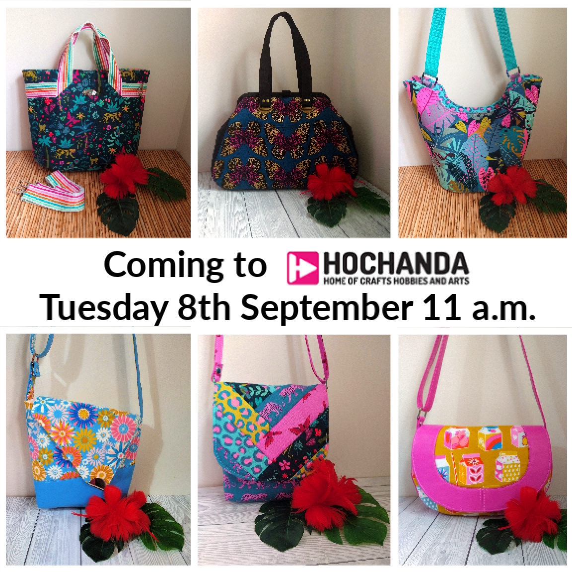 Sewing Patterns by Mrs H on Hochanda TV