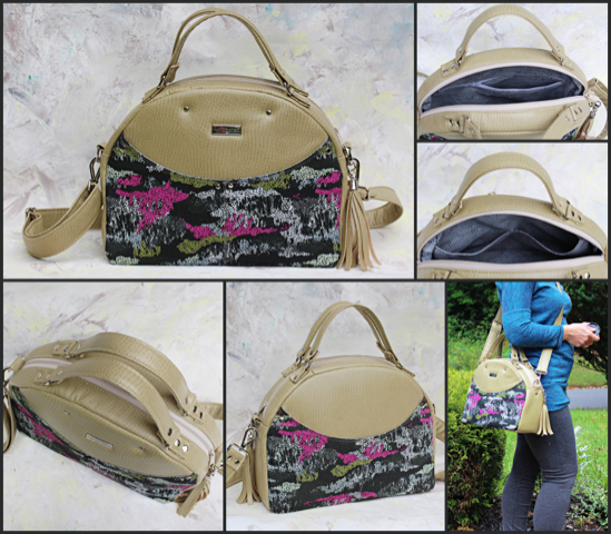 Jana Hammond's Bowler Bag