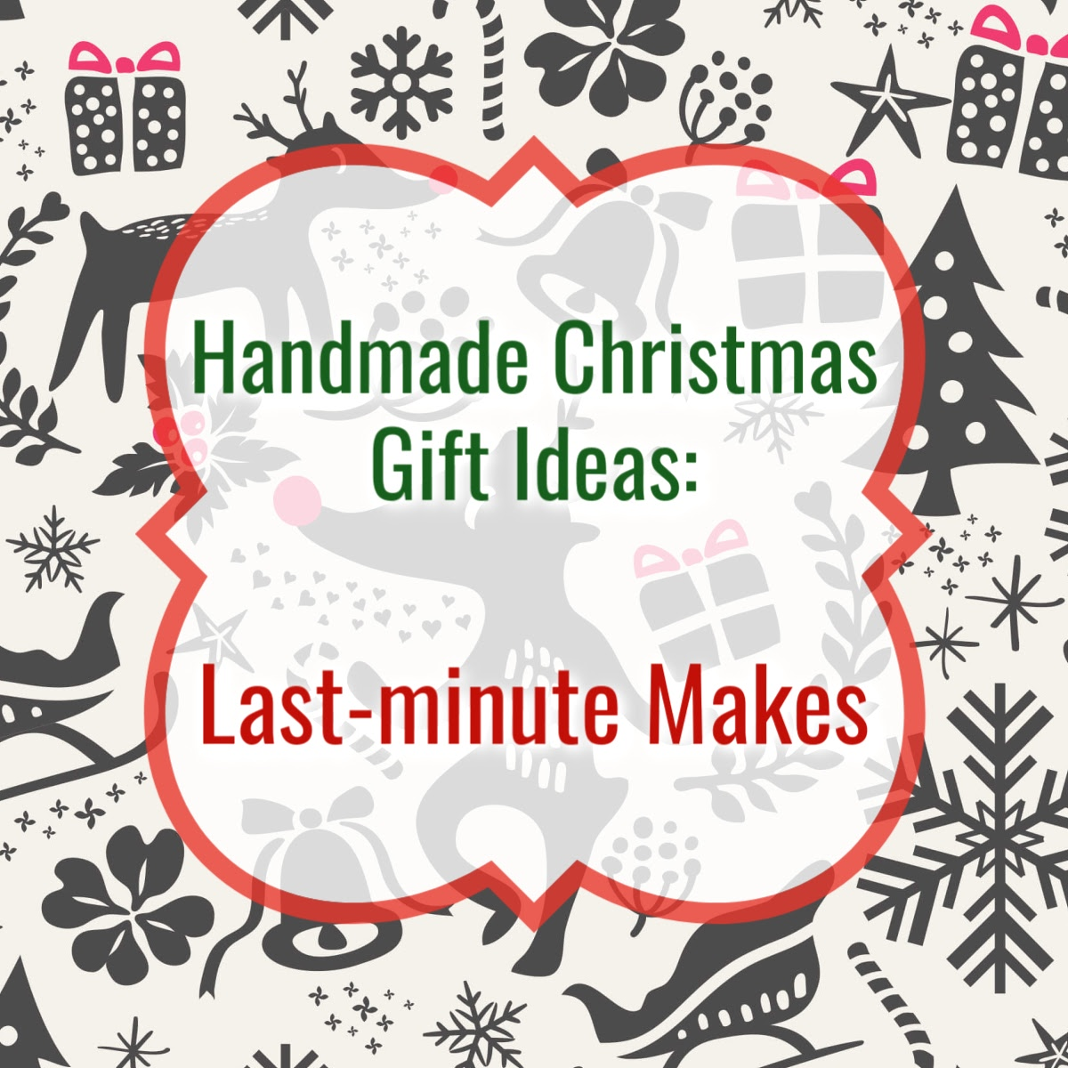 Last minute Christmas gift ideas by