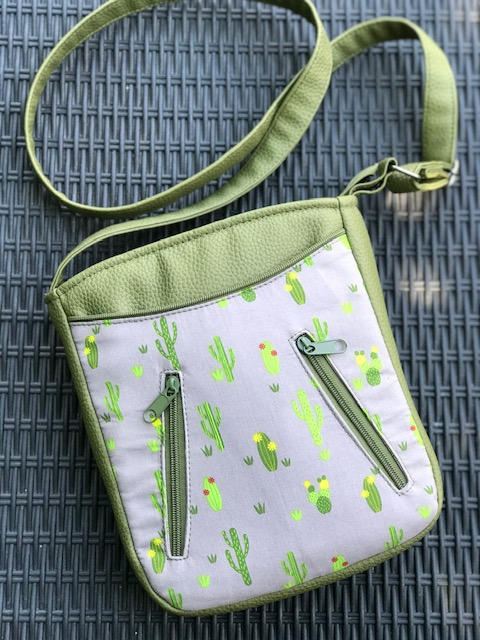 The Darling Day Sling from The Complete Bag Making Masterclass