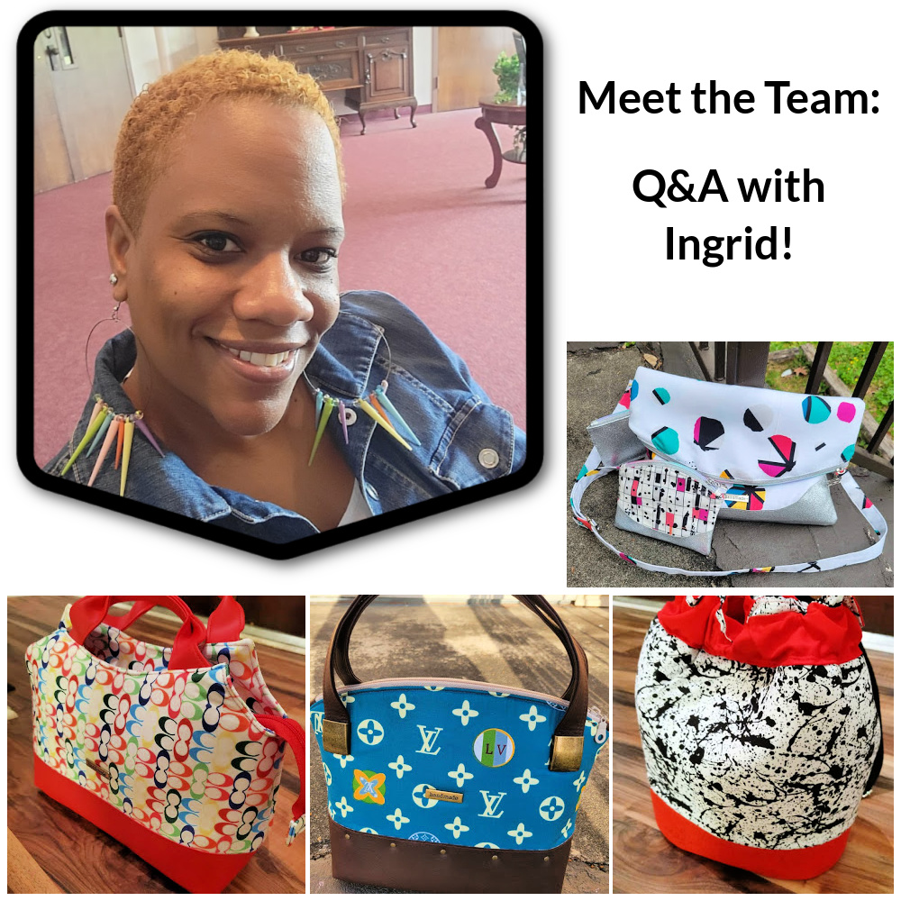 Meet the Team - Ingrid
