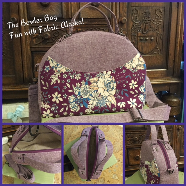 Nancy Edtl's Bowler Bag