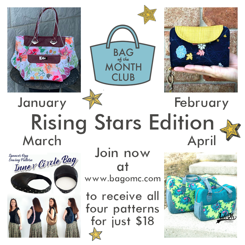 The Bag of the Month Club Rising Stars Edition