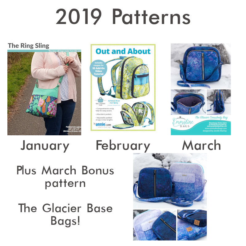 Bag of the Month Club Spring 2019