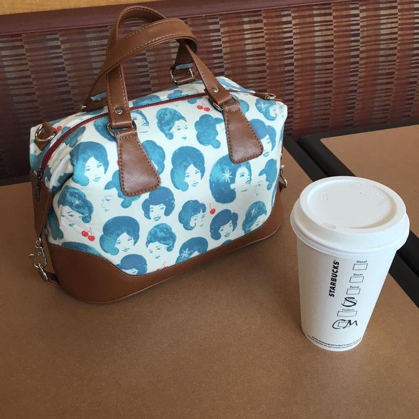 Brooklyn Handbag from Swoon Patterns