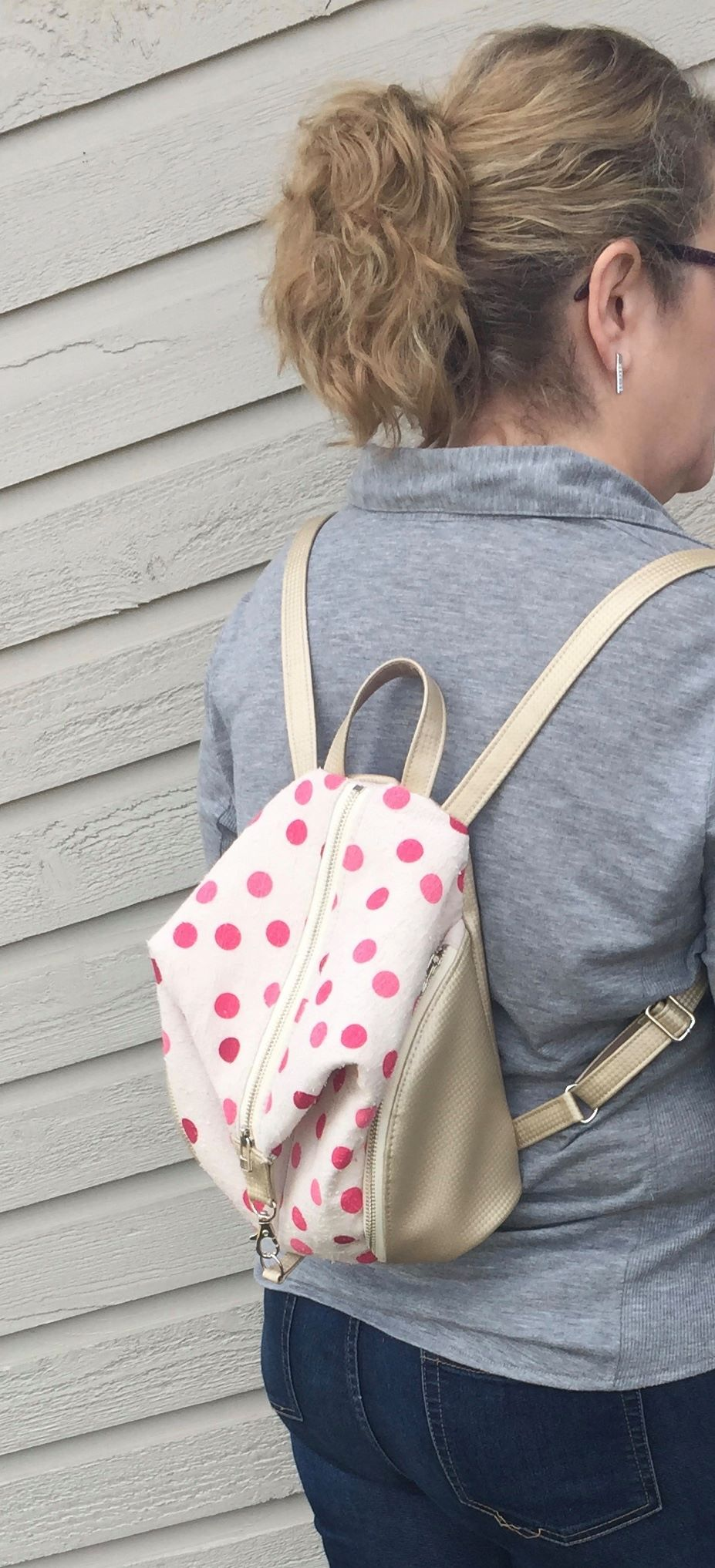Denver Backpack from Swoon Patterns