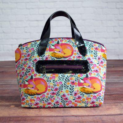 Lola Domed Handbag from Swoon Patterns