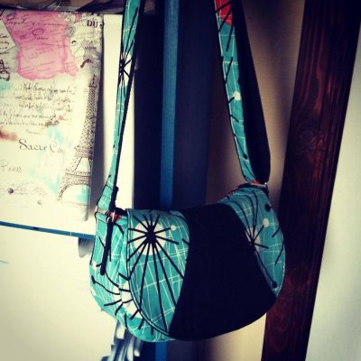 Rosie Crossbody from Swoon Patterns