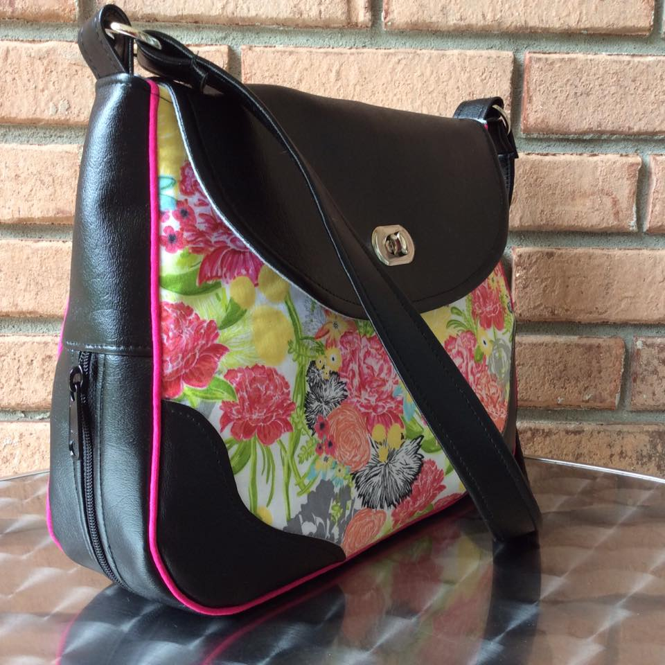 Sadie Expandable Bag from Swoon Patterns