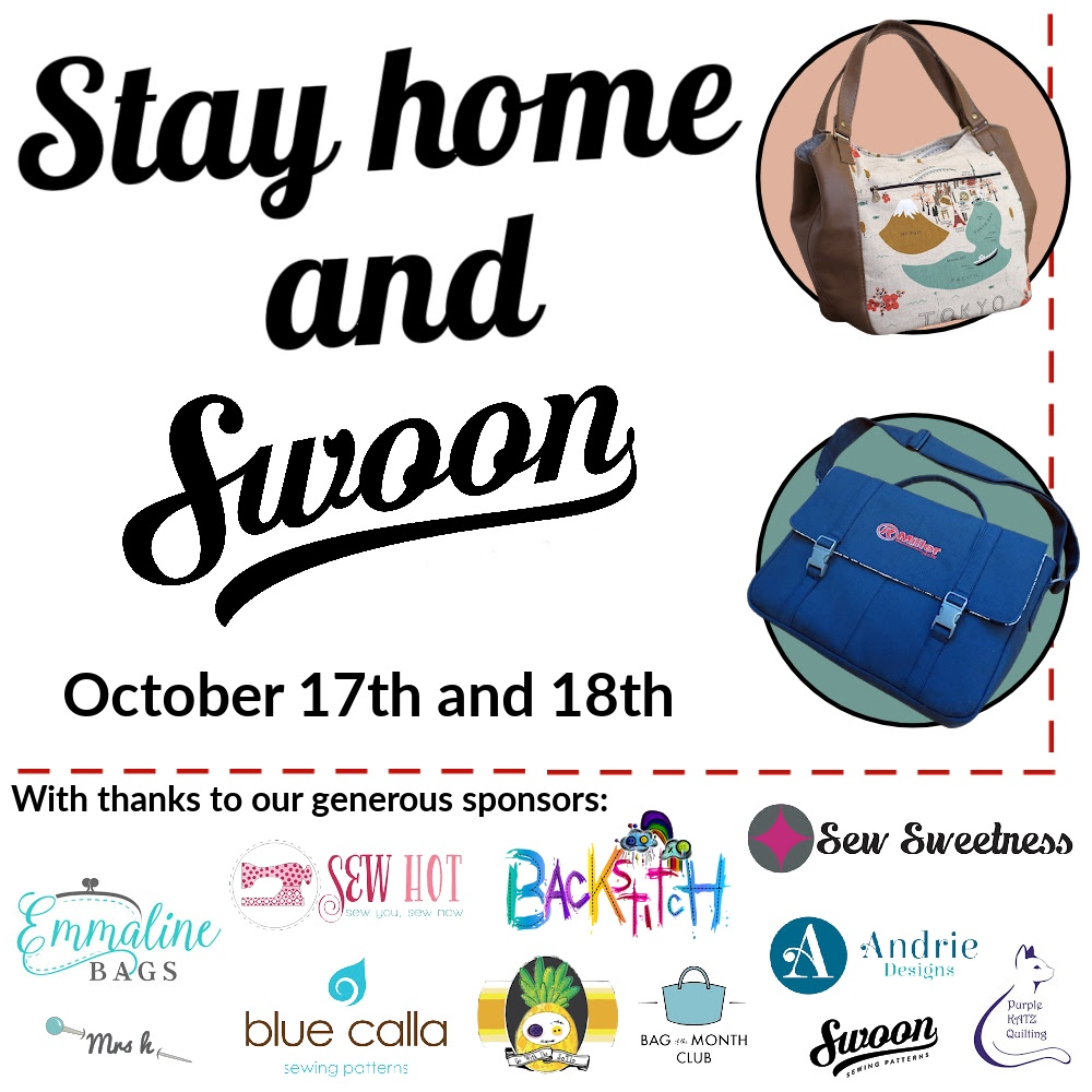 Stay Home and Swoon 17th and 18th October 2020