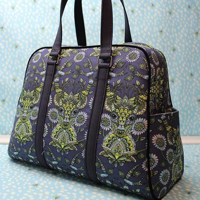Vivian Handbag from Swoon Sewing Patterns